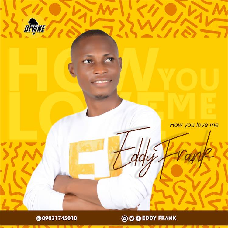 How You Love Me - Eddy Frank