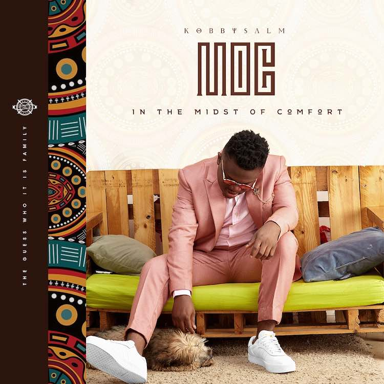 [Album] In The Midst of Comfort - KobbySalm