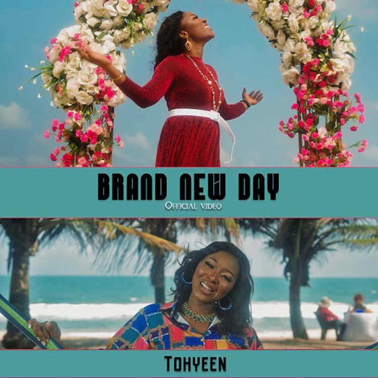 Brand New Day - Tohyeen