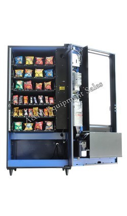 USI6 - Wittern Snack Vending Machine