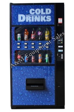 royal 1 opt - Royal 650 Live Display Drink Machine