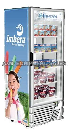 imbera vfs24 - Imbera VFS24 Single Door Freezer