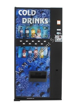 IMG 4757 - Dixie Narco 501E  Live Display Drink Machine