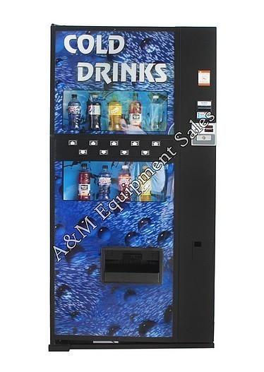 IMG 4757 - Dixie Narco 501E  Live Display Drink Machine