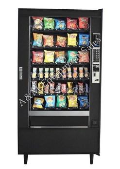 145 1 - National 145 Snack Machine