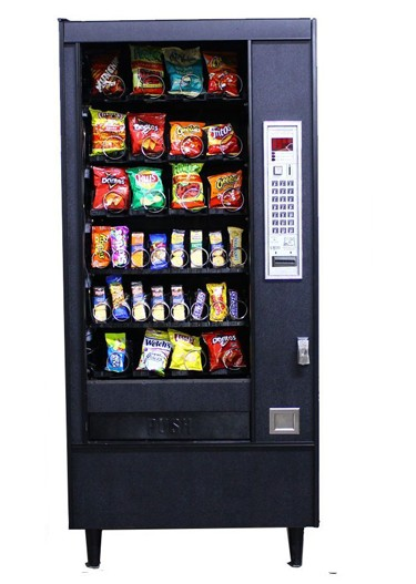 6600 1 - Automatic Products 6600 Snack Machine