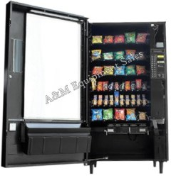 AP113 2 - Automatic Products  113 Snack Machine