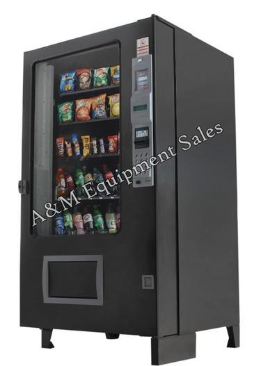 """Ams2 2 - AMS 39"""" Combo Vending Machine"""