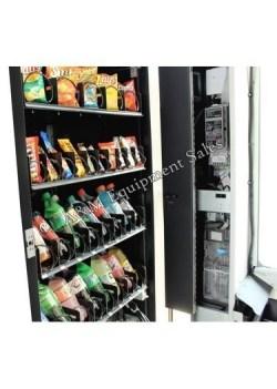 """Ams7 - AMS 39"""" Combo Vending Machine"""