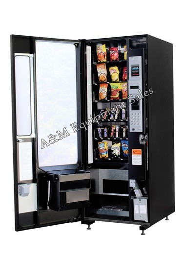 SLIM6 - AMS Slim Gem Snack Machine