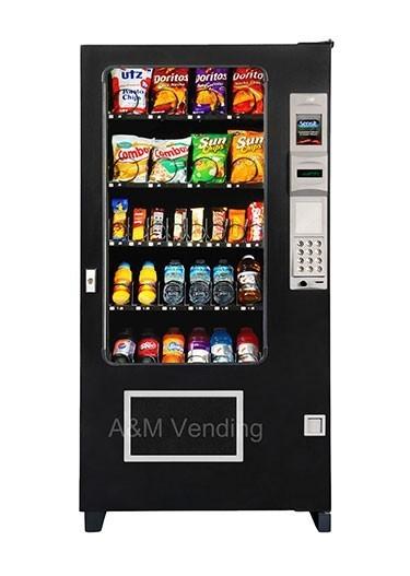 "ams35combobig opt - AMS 35"" Combo Vending Machine"