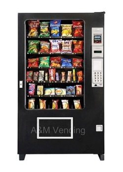 ams39snack - AMS 39 Snack - Food Vending Machine