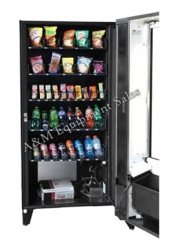 ams6 - Used AMS 35 Combo Vending Machine