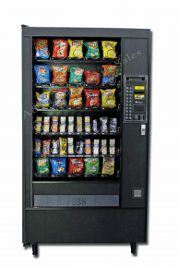 ap 113 e1496410151503 - Automatic Products  113 Snack Machine