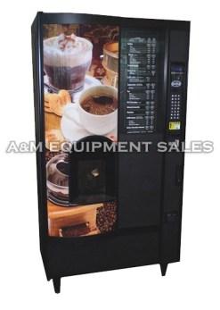 Refurbished Coffee Vending Machines