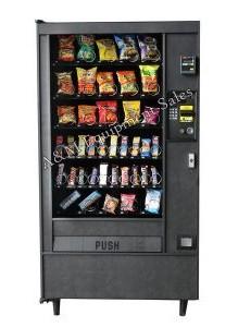 Used Snack Vending Machines