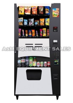 New Combo Vending Machines
