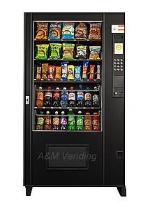 Used Combo Vending Machines