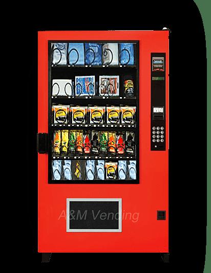 AMS Outside Car Wash Vending Machine