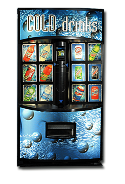 v721 - Refurbished Vendo 721 HVV Soda Machine