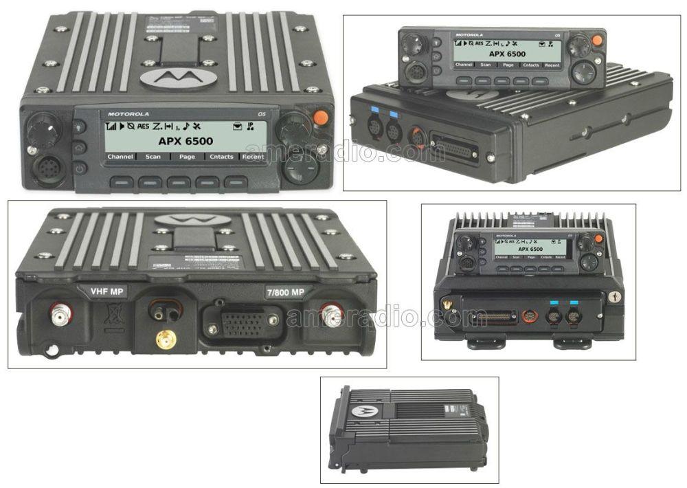 medium resolution of motorola apx6500 astro 25 digital 800 mhz mobile radio 764 870 mhz 30w