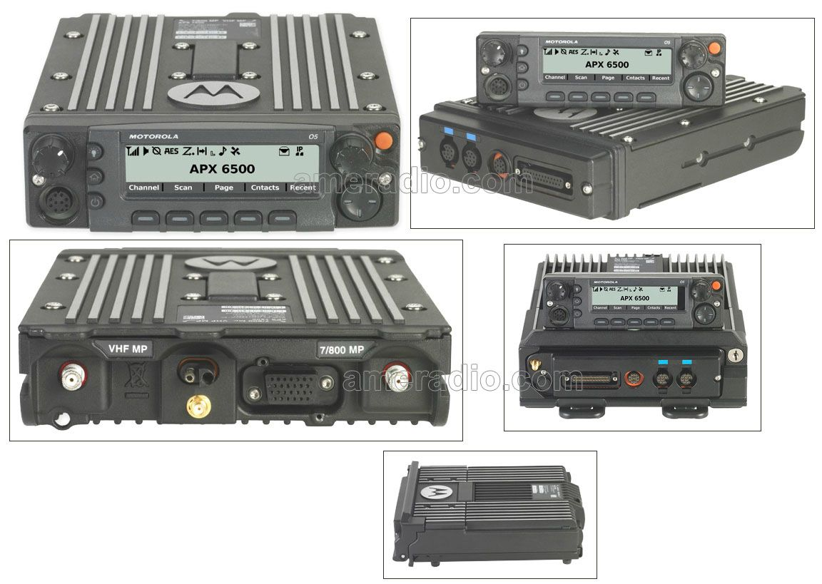 hight resolution of motorola apx6500 astro 25 digital 800 mhz mobile radio 764 870 mhz 30w