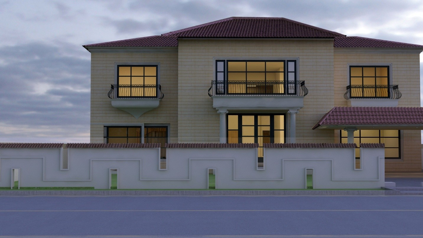 Why Beautiful Boundary Wall Design is Essential for Modern Day Homes?
