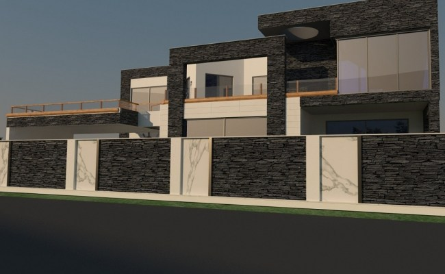 Why Beautiful Boundary Wall Design Is Essential For Modern Day Homes