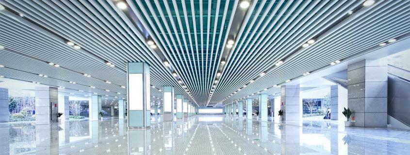 Energy Efficient Interior Lighting and Controls  Ameresco
