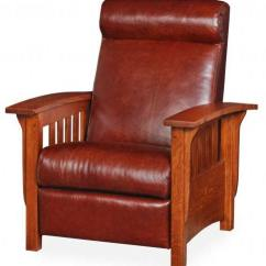 Stickley Sleeper Sofa Vine Dfs Mission Style Leather Upholstered ...