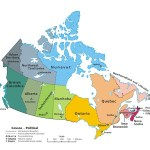 Canada-Territories and Provinces