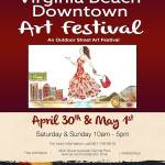 Art festival in Virginia Beach