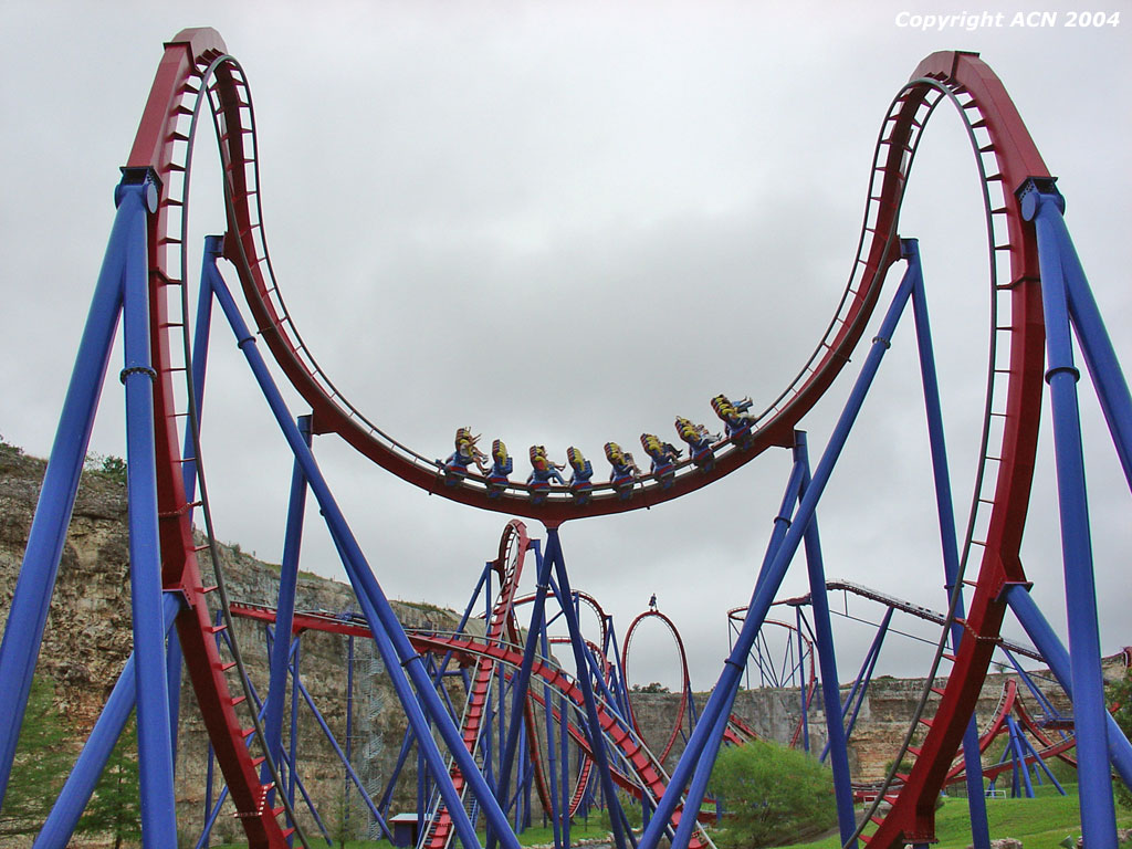Pictures Of All 476 Roller Coasters I Have Been On