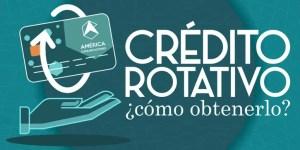 America Comunicaciones Crédito