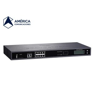 UCM IP PBX 6208 Derecho America Comunicaciones