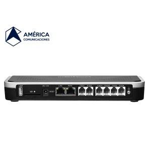 UCM IP PBX 6204 Frente America Comunicaciones