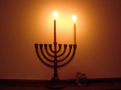 Hanukkah ②ハヌカのお祭り | Americafe
