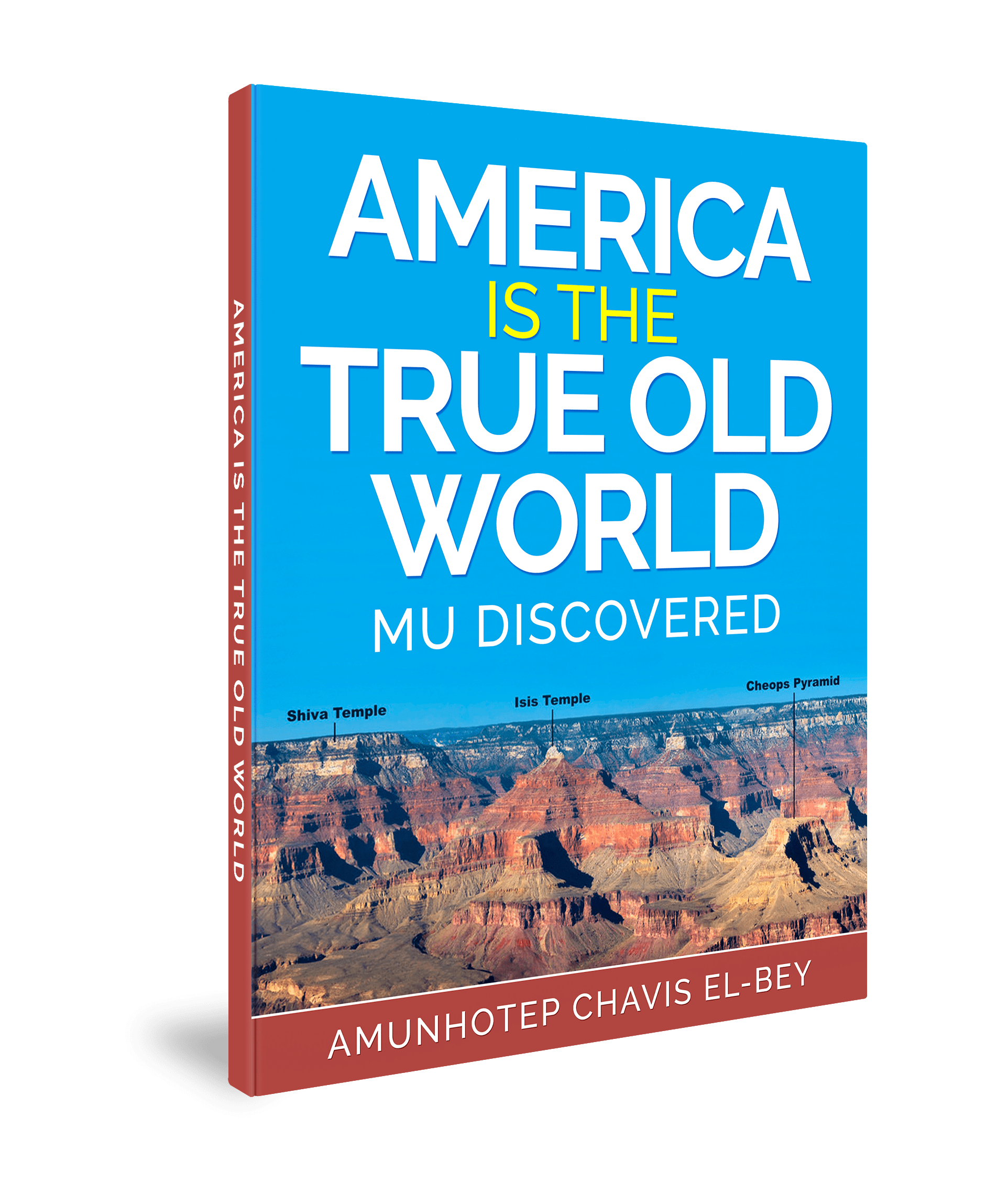 America is the True Old World - Paperback