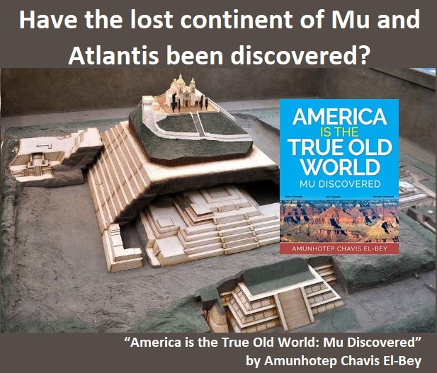 America is the True Old World - Book Teaser
