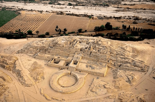 Caral-supe the first Civilization in America