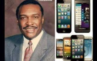 Inventor of Cell phone tech