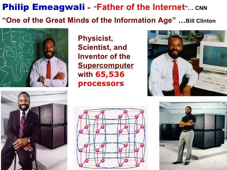 The Father of the Internet
