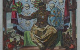 Giant Muurish Indian Chief