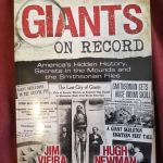 Giants on Record by Vieira Newman