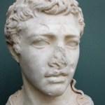 Bust of King Juba of Numidia