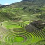 Ollantaytambo Terraces in Peru