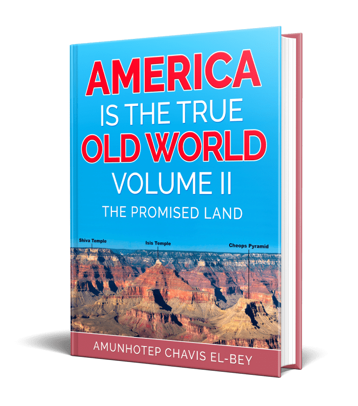 America is the True Old World, Vol. II