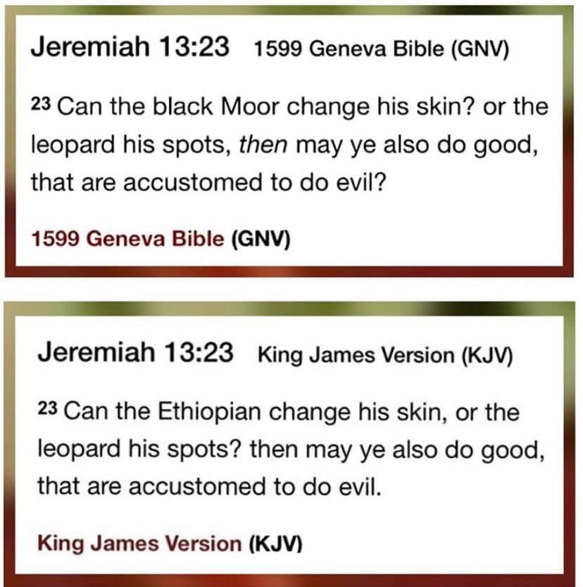 1599 Geneva Bible