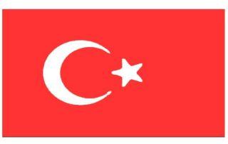 State Flag of Turkey