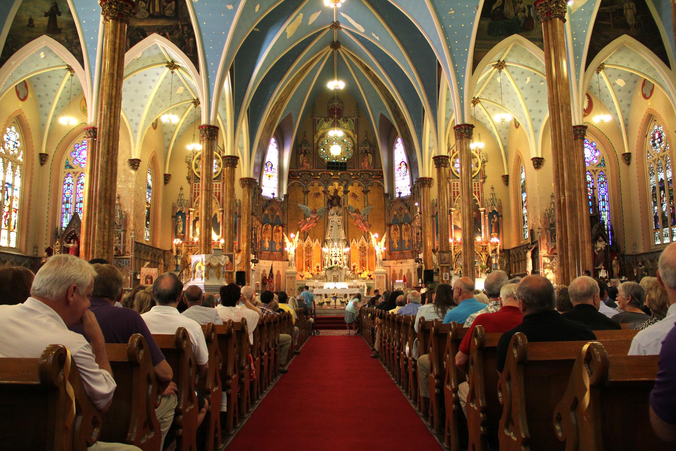 The Uncertain Future Of Parish Life